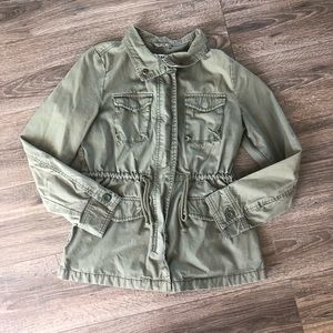 Old Navy Military Jacket small